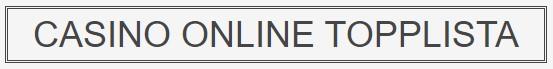 Casino online topplista